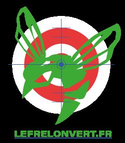 logo de l'entreprise de désinsectisation Lefrelonvert dans le Tarn